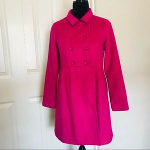 Gap double-breasted girls coat